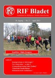 RIF Bladet - Rødekro Idrætsforening