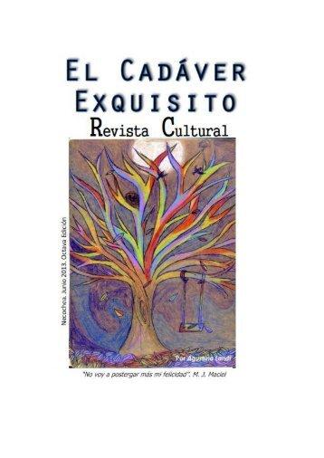 El Cadáver Exquisito - 8º Edición - Junio 2013