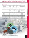 NEN Radiochemicals - Extranet - Page 6