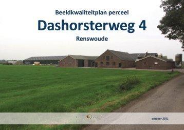 Beeldkwaliteitplan perceel Renswoude - Ruimtelijkeplannen.nl