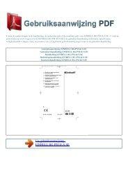 Gebruiksaanwijzing EINHELL BG-PM 46 S-SE