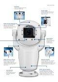 MIC Series 550 Tålig pan-tilt-zoom-kamera för utomhusbruk - Page 3