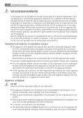 s51600tsw0 nl koelkast gebruiksaanwijzing 2 de ... - Quelle - Page 4