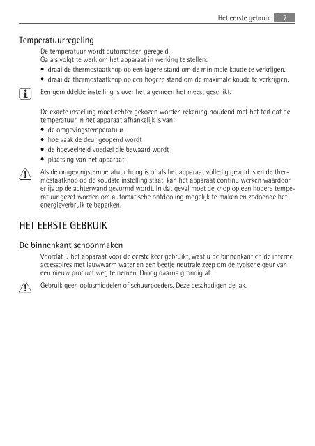 s51600tsw0 nl koelkast gebruiksaanwijzing 2 de ... - Quelle