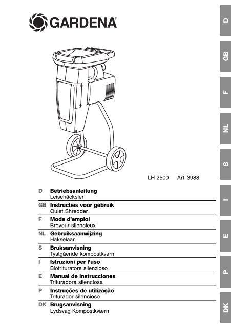 Instructies voor gebruik - Fonq.nl