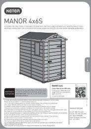 MANOR 4x6S - Fonq.nl