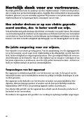 Gebruiksaanwijzing - Liebherr - Page 2
