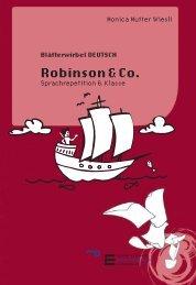Blaetterwirbel Deutsch, Robinson&Co., Sprechrepetition 6. Klasse