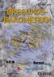 Öresund höst 98 omslaget - Børsen