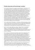 analys av utredningsprocesser och till - SLU - Page 4