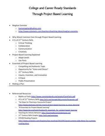 College and Career Ready Standards.pdf - Alex