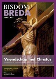 bisdommagazine over vriendschap met Christus - Bisdom Breda