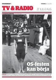 filmkanaler - Sydsvenskan