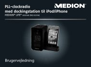 iPod-funktion - medion