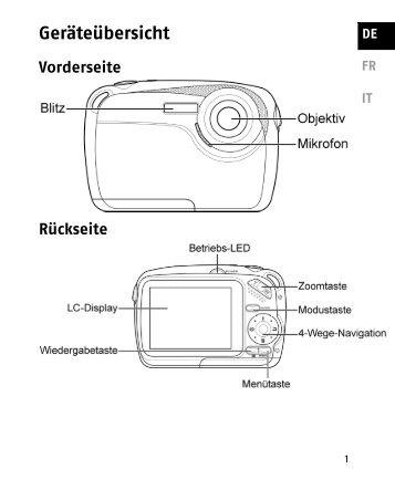 Geräteübersicht - medion