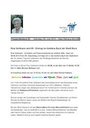 Zur Pressemitteilung - Andheri-Hilfe Bonn