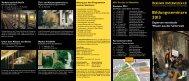 Informationsfaltblatt Bildungsseminare 2013 - Berliner Unterwelten eV
