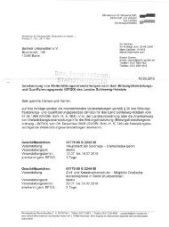 Berliner Unterwelten eV. Brunnenstr. 105 13355 Berlin Sehr geehrte ...