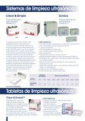 SIEMPRE UN PASO ADELANTE - medicomercio - Page 6