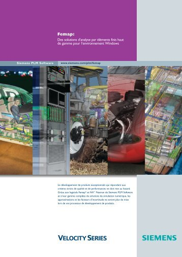 femap brochure (French) - bytics AG
