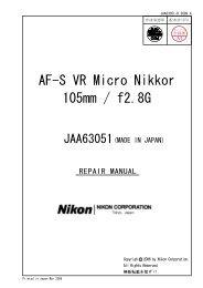 AF-S VR Micro Nikkor 105mm / f2.8G - Lens-Club