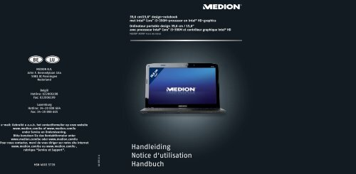 Touchpad - medion
