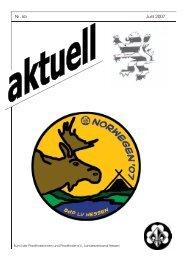 lvaktuell 06-07.indd - BdP Landesverband Hessen - Bund der ...