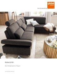 Global 6100 Die Ruheinsel im Raum - Europa Möbel