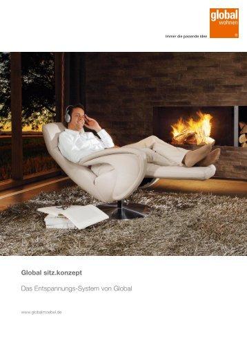 Global sitz.konzept Das Entspannungs-System von ... - Europa Möbel