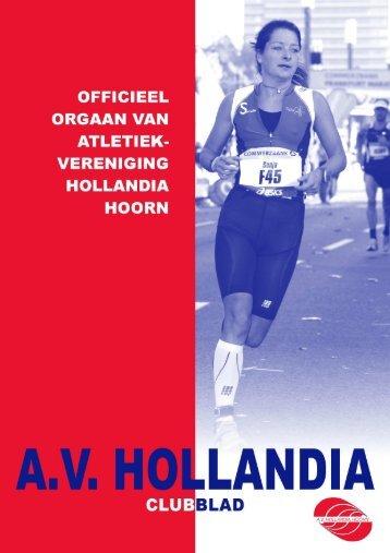 31e jaargang nr. 3 17 maart 2011 - AV Hollandia