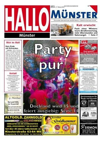 Dockland wird 15 und feiert ausgiebig: Seite 14