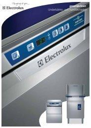 green&clean Underbänks- och huvdiskmaskin - Electrolux