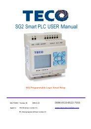 SG2 Smart PLC USER Manual - Downloads