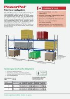 HLF Heiss AG PowerPal Palettenregalsystem - Seite 2