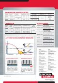 leaflet 270-400sx NL.indd - Lincoln Electric - Page 2