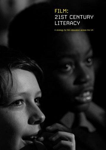 FILM: 21ST CENTURY LITERACY - BFI
