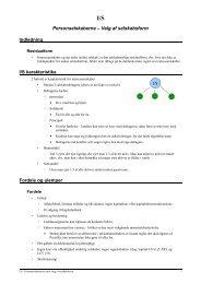 I/S - Personselskaberne samt valg af selskabsform - JuraWiki
