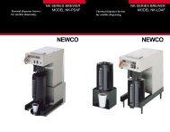 NEWCO NEWCO - Newco Enterprises, Inc.
