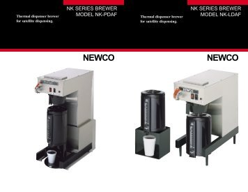 NEWCO NEWCO   Newco Enterprises, Inc.