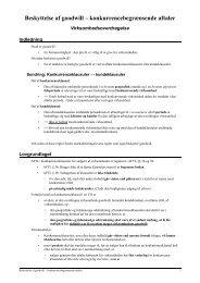 Beskyttelse af goodwill – konkurrencebegrænsende aftaler - JuraWiki