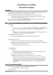 Lønmodtageres retsstilling - JuraWiki