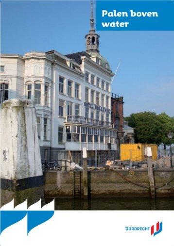 Onderzoek funderingen - Gemeente Dordrecht