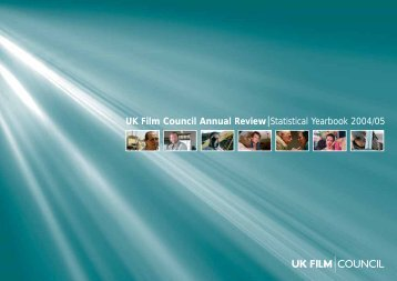 Annual Review 2004-05 - BFI - British Film Institute