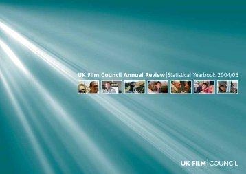Annual Review 2004-05 - BFI - British Film Institute
