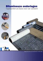 U kunt hier de folder van onze bitumineuze ... - Aabo Trading