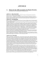 APPENDIX B - American Society for Horticultural Science