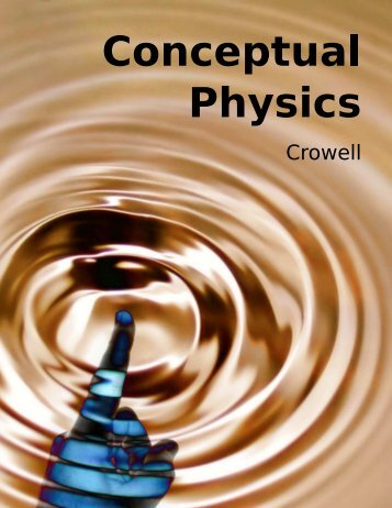Crowell - Conceptual Physics - Instituto de Artes