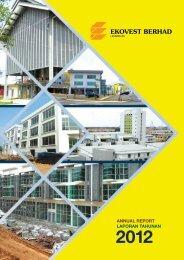 Annual Report 2012 - Announcements - Bursa Malaysia
