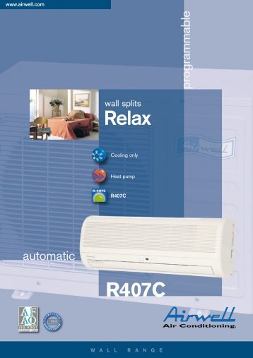 Relax R407C