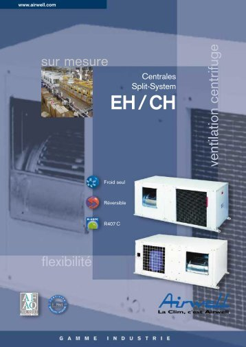 EH/CH - airwell web site
